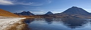 Miscanti Lagoon - Atacama Desert