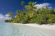 Aitutaki Lagoon - Cook Islands - South Pacific