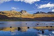 Coastal landscape - Iceland