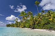 Aitutaki Lagoon - Cook Islands