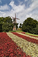 Gardens of Am Wall Park - Bremen - Germany