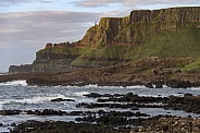 Rugged coastline - Northern Ireland