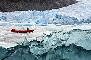 San Rafael Glacier - Patagonia - Chile