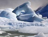 Lago Grey - Torres del Paine - Chile