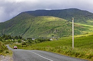 Mountain scenery - County Mayo - Ireland