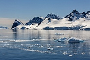 Erreca Channel - Antarctica