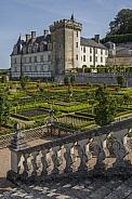 Formal Gardens - Villandry - France