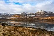 Loch Ainort - Cuillin Hills - Isle of Skye - Scotland