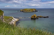 Sheep Island - Ballintoy - Northern Island