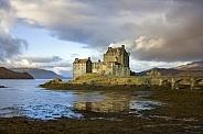 Highland landscape of Loch Alsh - Scotland