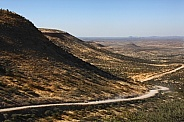 Damaraland in Namibia