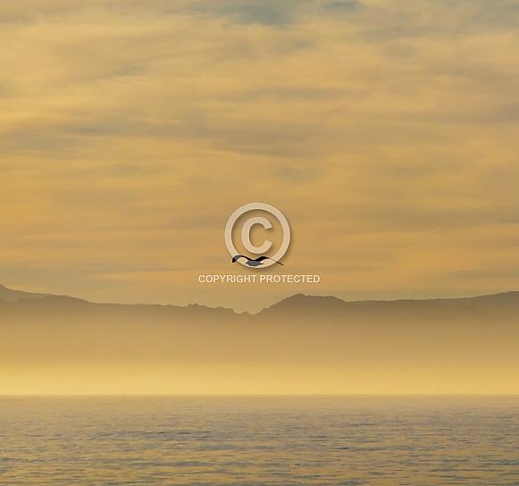 Sunrise On False bay