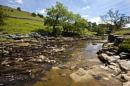 River Wharf - Yorkshire Dales National Park - England