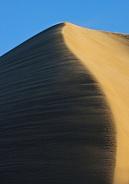 Windswept Dunes - Namib Desert - Namibia