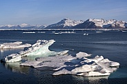 Coast of the Antarctic Peninsula - Weddell Sea - Antarctica