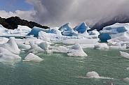 Lago Grey - Torres del Paine - Patagonia - Chile