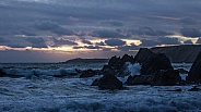 Marloes Sands Sunset