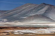 Alues Calientes - Atacama Desert - Chile
