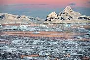 Polar Landscape - Antarctica