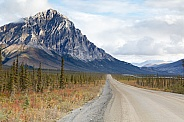 Dillon mountain Dalton highway