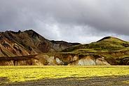 Iceland Landmannalaugar
