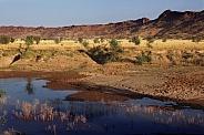 Damaraland near Twyfelfonaine - Namibia