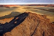 Namib-nuakluft Desert near Sossusvlie - Namibia