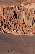 Valley of the Dead - Atacama Desert - Chile