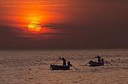 Sunset - Ravinj - Croatia
