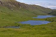 Scenic landscape - Isle of Mull - Scotland