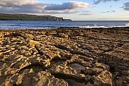 Atlantic coast near Doolin - Ireland