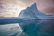 Franz Joseph Fjord - Greenland