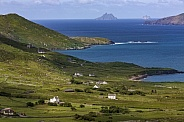 Ring of Kerry scenic coastline - Ireland