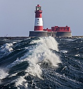 Longstone Lighthouse - Farne Islands - England