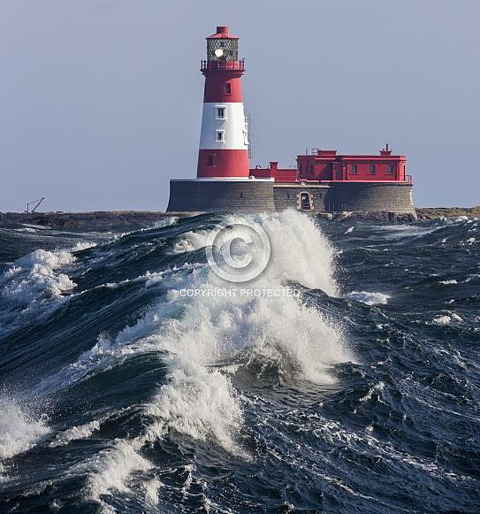 Longstone Lighthouse - Farne Islands - England