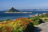 St Michael's Mount - Cornwall - England