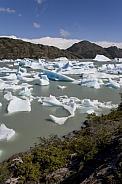 Lago Grey - Patagonia  Chile
