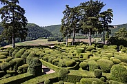 Topiary Garden - Dordogne - France