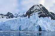 Suarez Glacier - Antarctica