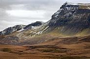 Quiraing range - Isle of Skye - Scotland