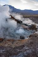 El Tatio Geysers - Atacama Desert