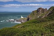 North Devon Coastline - England