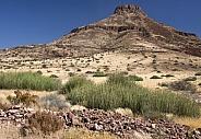 Damaraland in northern Namibia