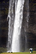 Saljalandsfoss Waterfall - Iceland