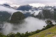 Andes Mountains - Peru
