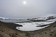 Deception Island - Antarctica