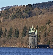 Lake Vyrnwy Nature Reserve - Wales