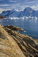 Northwest Fjord - Greenland.