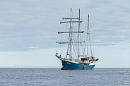Tall Ship Antigua