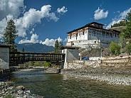 Paro - Kingdom of Bhutan